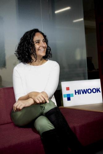 Entrevista con María Gutiérrez, CEO de Hiwook