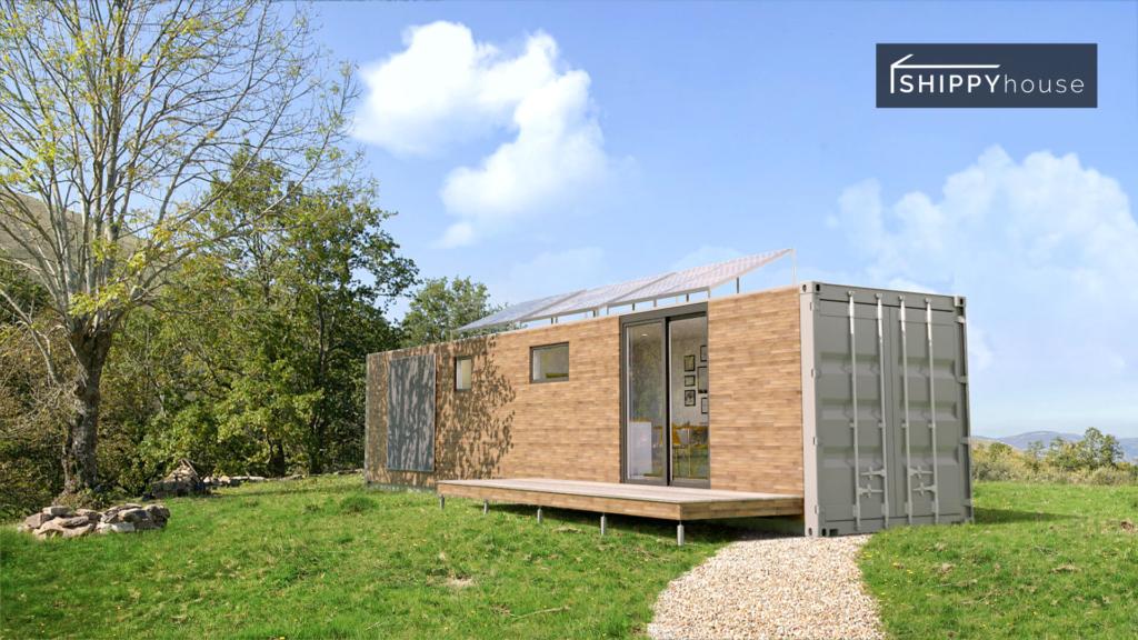 Shippy house: contenedores marinos para solucionar el problema de la vivienda