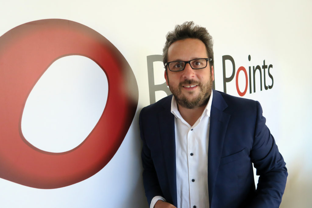 Entrevista con Josep Coll, fundador de Red Points