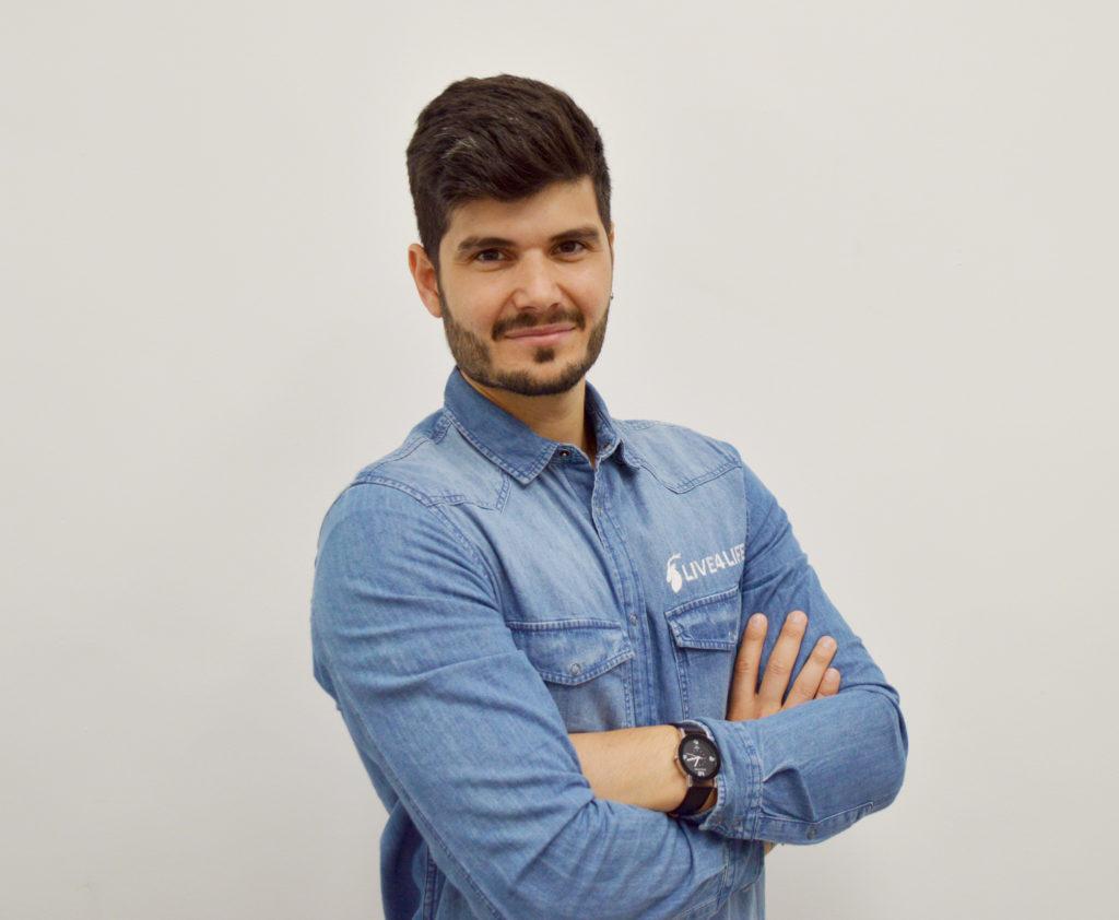 Entrevista con Alberto Añaños CEO de LIVE4LIFE