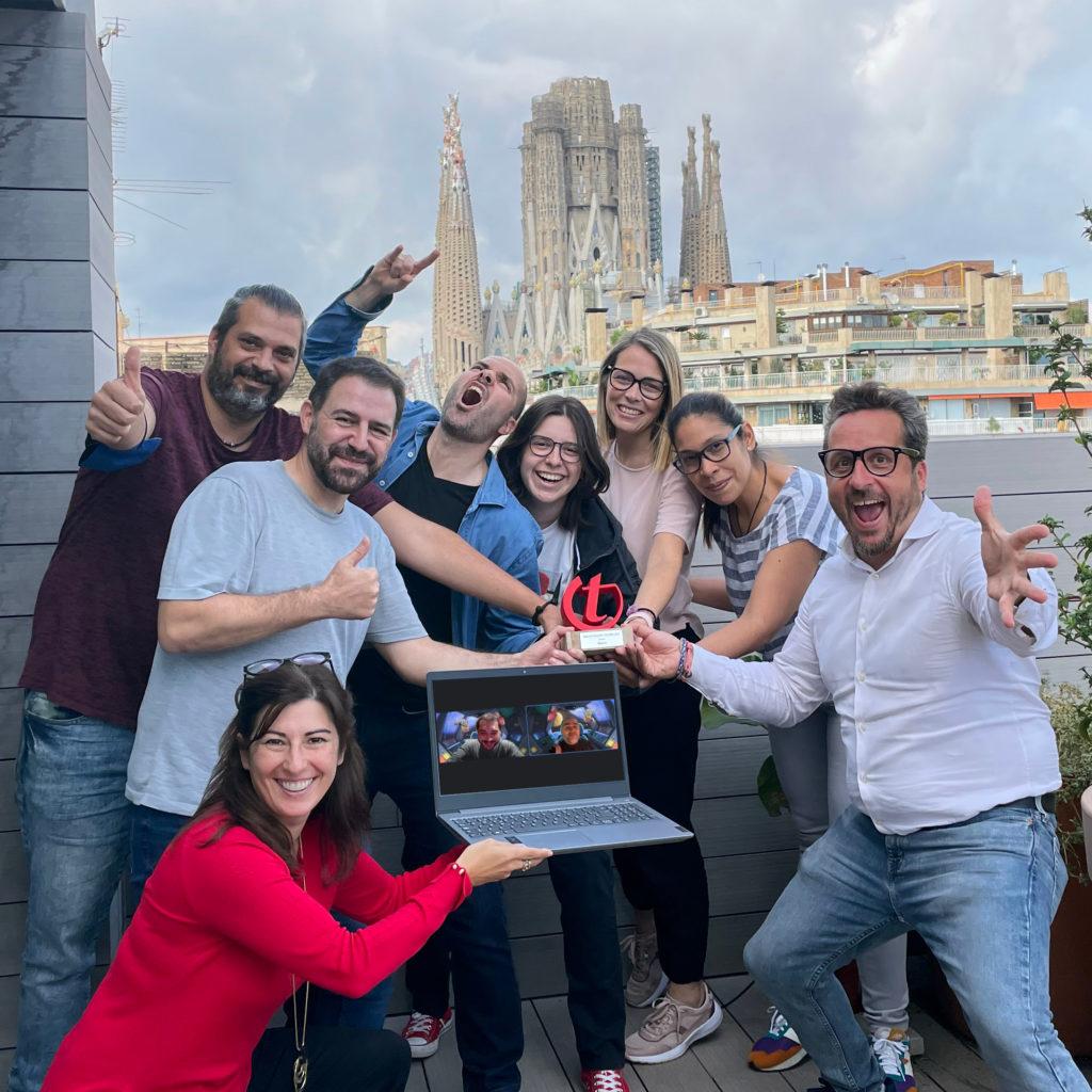 La apuesta de RepScan por democratizar la eliminación de contenido negativo en la Red, Premio Talent Cambra 2021 al servicio más innovador